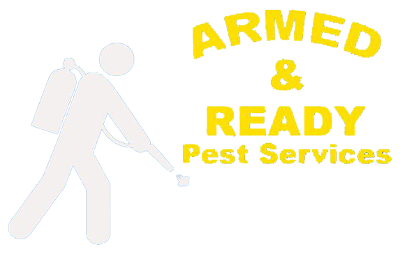 Logo Armed & Ready Pest Services